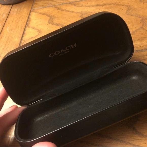 60bdc9c89a81 Coach Accessories | Authentic Hard Clamshell Sunglass Case | Poshmark